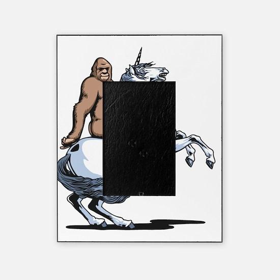 bigfoot-unicorn-T Picture Frame