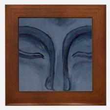 Buddha Framed Tile