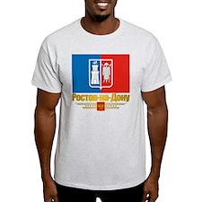 Rostov-on-Don Flag T-Shirt