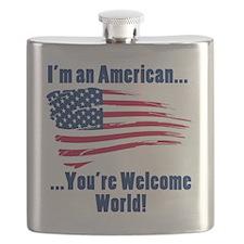 Im an American Flask