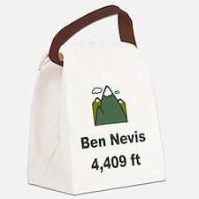 Ben Nevis Canvas Lunch Bag