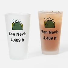 Ben Nevis Drinking Glass