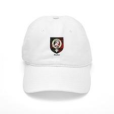 Dunbar Clan Crest Tartna Baseball Cap