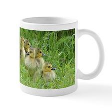 5 Goslings Small Mugs