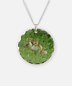 5 Goslings Necklace
