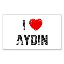 I * Aydin Rectangle Decal