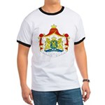 Netherlands Coat of Arms Ringer T