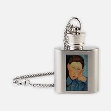 Modigliani Flask Necklace