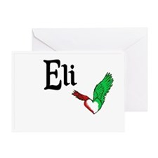 Eli Greeting Card
