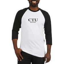 """""""CTU Agent"""" Baseball Jersey"""