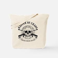 MAster of Chaos Tote Bag