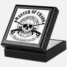 MAster of Chaos Keepsake Box
