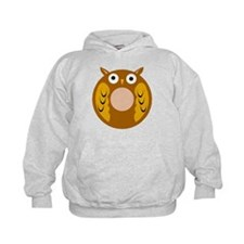 O is for Owl Hoodie