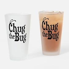 Chug the Bug BLK Drinking Glass