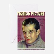 Ramon Novarro Greeting Cards (Pk of 10)