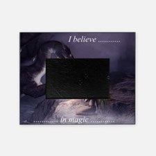 I believe in Magic (v1a) Picture Frame