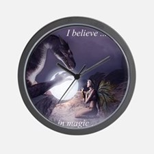 I believe in Magic (v1a) Wall Clock