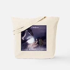 I believe in Magic (v1a) Tote Bag