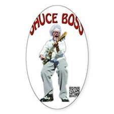 Sauce Boss Tshirt Decal