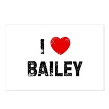 I * Bailey Postcards (Package of 8)