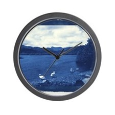Elterwater Lunch Wall Clock