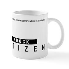 Brock, Citizen Barcode, Mug
