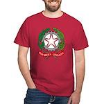 Italian Coat of Arms Dark T-Shirt