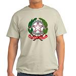 Italian Coat of Arms Light T-Shirt