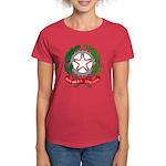 Italian Coat of Arms Women's Dark T-Shirt