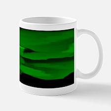 Green Lunar Dream Mug