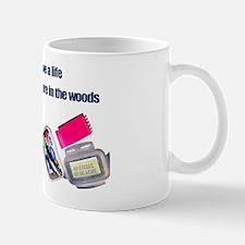 Hunt Tupperware in the Woods Mug