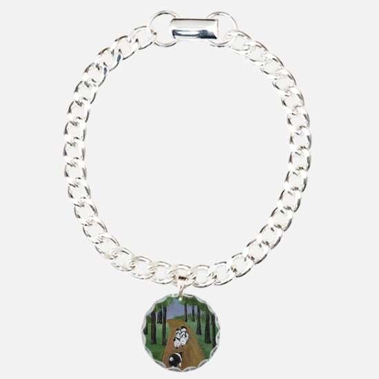 Going Home Charm Bracelet, One Charm