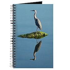 Heron Reflection Journal
