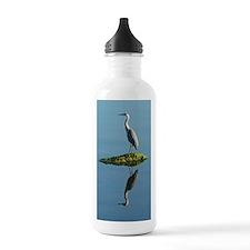 Heron Reflection Water Bottle