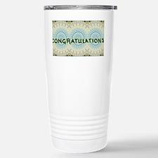 CongratsTtbm1 Stainless Steel Travel Mug
