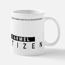 Carmel, Citizen Barcode, Mug