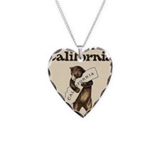 I Love You California 2 Necklace