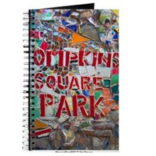 MosaicManNYC Tompkins Square Park Journal