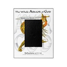 Whole Armor of God--Silver Picture Frame