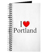 """I Love Portland"" Journal"