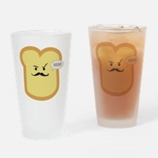 French Toast - Bonjour Drinking Glass