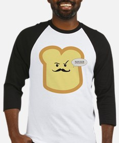 French Toast - Bonjour Baseball Jersey