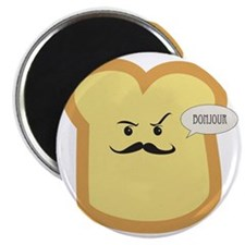 French Toast - Bonjour Magnet