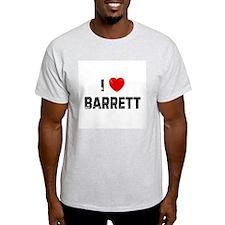 I * Barrett T-Shirt