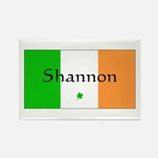 Irish/Shannon Rectangle Magnet