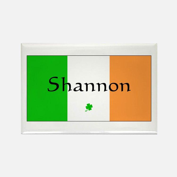 Irish/Shannon Rectangle Magnet