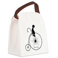 MonkeyTM-Swag Canvas Lunch Bag