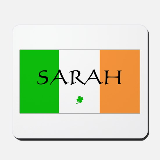 Irish/Sarah Mousepad
