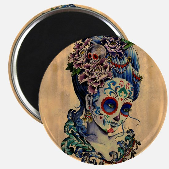 Marie Muertos Cushion cover Magnet