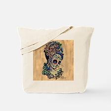 Marie Muertos Cushion cover Tote Bag